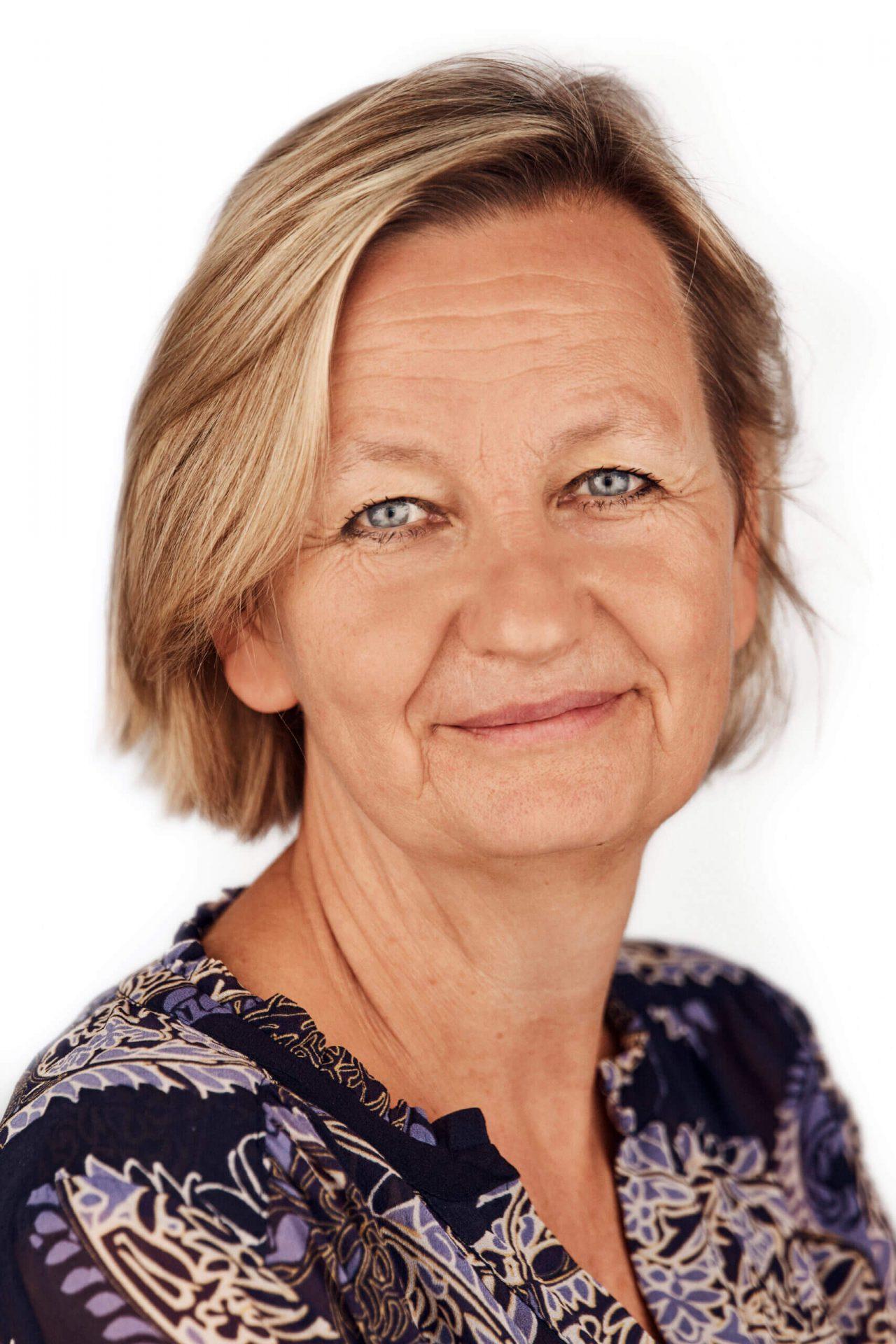 Portrætbillede af Helle Rodenberg