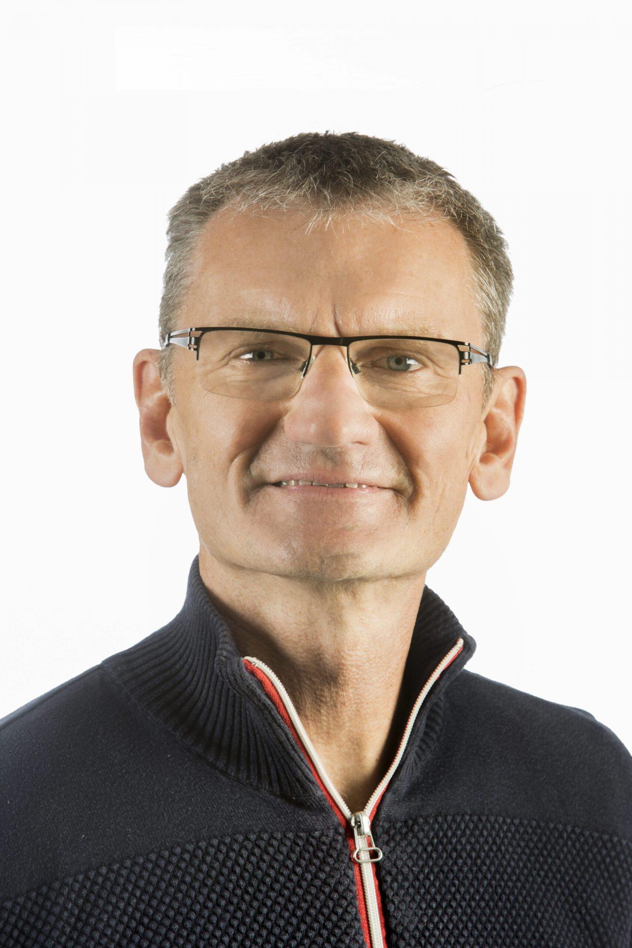 Thomas Ais Christensen, portræt