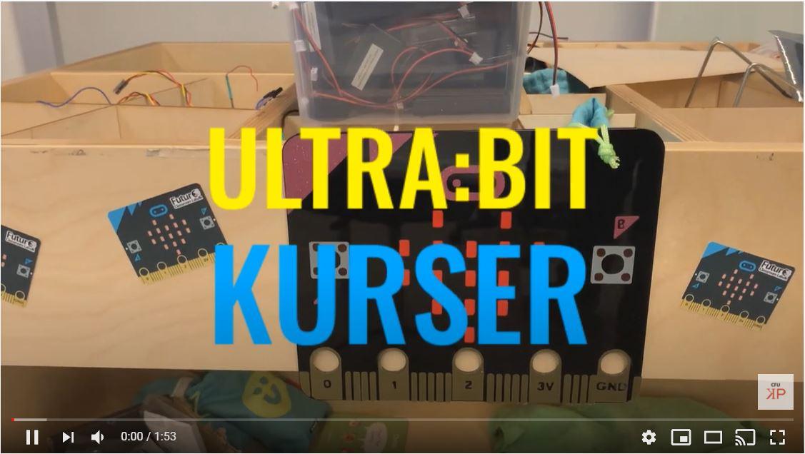 Video med tilbud om Ultrabit-kurser fra FCL
