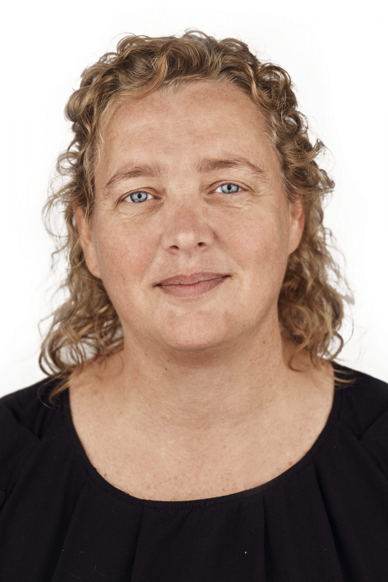 Portræt af Anette Vestergaard Nielsen