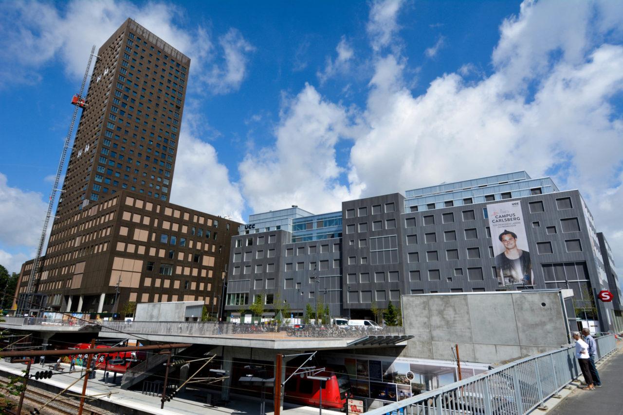Billede af Campus Carlsberg