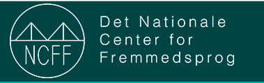 Det nationale center for fremmedsprog logo