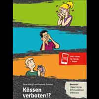Billede af bogen Küssen verboten til tysk