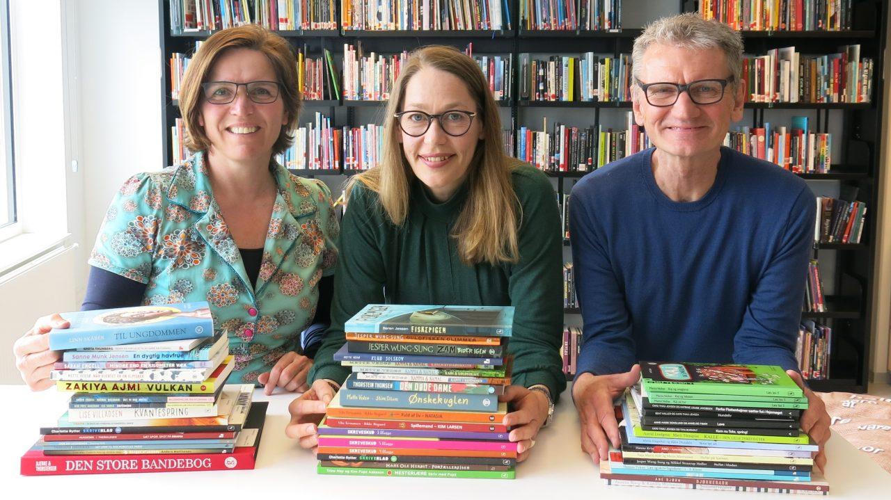 danskkonsulenter med bøger