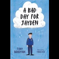 Billede til bogen A bad day for Jayden