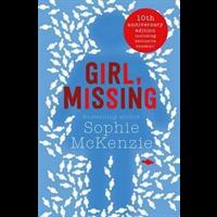 Billede til bogen Girl missing