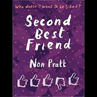 Billede til bogen Second best friend