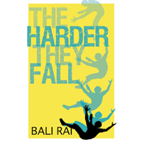 Billede til bogen The harder they fall