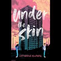 Billede til bogen Under the skin